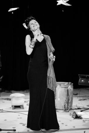 how Gracias a la Negra - Foto: Kélen Oliveira